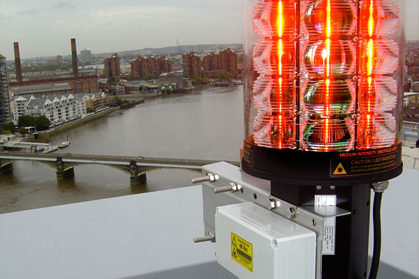 Aircraft Warning Lights Led Obstruction Lights